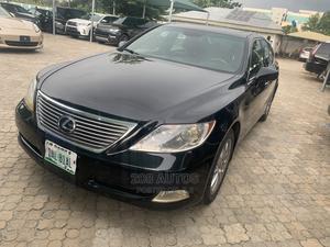Lexus LS 2007 460 AWD Black | Cars for sale in Abuja (FCT) State, Gwarinpa