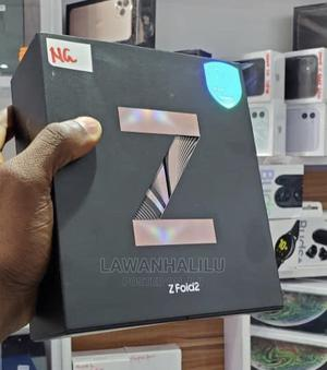 New Samsung Galaxy Z Fold 2 256 GB Gold   Mobile Phones for sale in Abuja (FCT) State, Wuse