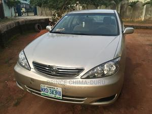 Toyota Camry 2004 Gold | Cars for sale in Lagos State, Alimosho