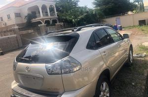 Lexus RX 2005 Gold | Cars for sale in Abuja (FCT) State, Gwarinpa