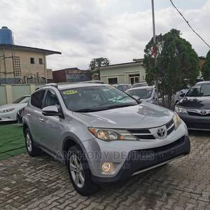 Toyota RAV4 2013 XLE FWD (2.5L 4cyl 6A) Silver   Cars for sale in Lagos State, Ilupeju