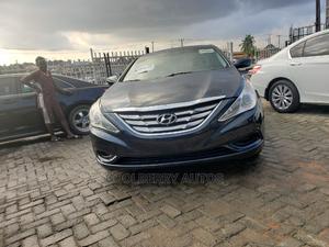 Hyundai Sonata 2011 Gray   Cars for sale in Lagos State, Ojodu