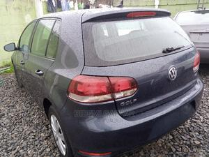 Volkswagen Golf 2012 Gray   Cars for sale in Lagos State, Ikeja