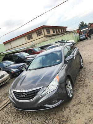 Hyundai Sonata 2013 Gray   Cars for sale in Lagos State, Ogba