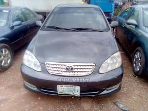Toyota Corolla 2004 1.4 D Automatic Black | Cars for sale in Oyo State, Ibadan