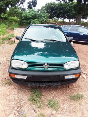 Volkswagen Golf 2002 Green | Cars for sale in Enugu State, Enugu