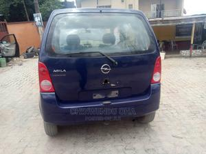 Opel Agila 2004 1.2 D Blue | Cars for sale in Lagos State, Ogba
