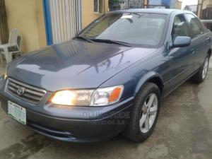 Toyota Camry 2002 Blue   Cars for sale in Lagos State, Ifako-Ijaiye