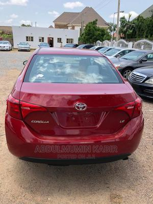 Toyota Corolla 2016 Red | Cars for sale in Abuja (FCT) State, Gwarinpa