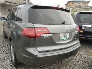 Acura MDX 2008 Gray   Cars for sale in Lagos State, Ikeja