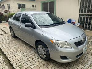 Toyota Corolla 2009 Silver | Cars for sale in Abuja (FCT) State, Apo District