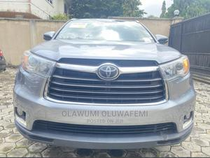 Toyota Highlander 2015 Silver | Cars for sale in Oyo State, Ibadan