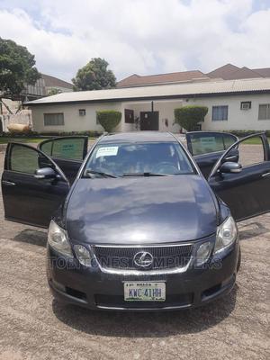 Lexus GS 2008 Black | Cars for sale in Abuja (FCT) State, Jabi