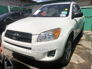 Toyota RAV4 2012 White   Cars for sale in Lagos State, Ogba