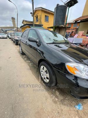 Toyota Corolla 2006 LE Black | Cars for sale in Lagos State, Surulere