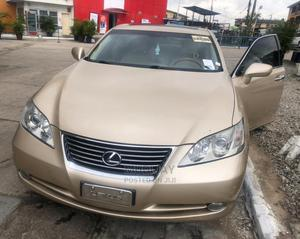 Lexus ES 2007 350 Gold | Cars for sale in Lagos State, Yaba
