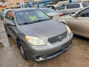 Toyota Matrix 2007 Gray   Cars for sale in Lagos State, Ifako-Ijaiye