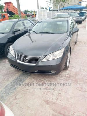 Lexus ES 2008 350 Gray   Cars for sale in Edo State, Benin City