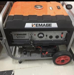 Kemage 10kva Petrol Generator With Remote Control | Electrical Equipment for sale in Lagos State, Ojo