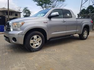 Toyota Tundra 2008 Double Cab Silver   Cars for sale in Lagos State, Magodo