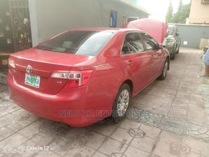 Toyota Camry 2013 Red   Cars for sale in Lagos State, Gbagada