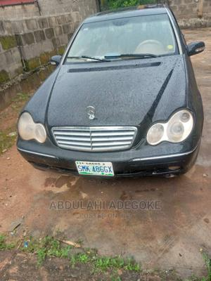Mercedes-Benz C240 2004 Black | Cars for sale in Lagos State, Ikotun/Igando