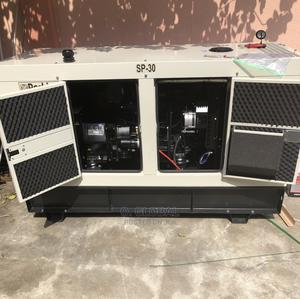 Perkins 30kva Diesel Soundproof   Electrical Equipment for sale in Lagos State, Ojo