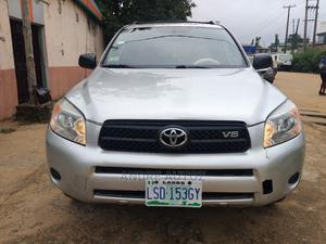 Toyota RAV4 2008 3.5 Sport 4x4 Silver   Cars for sale in Lagos State, Isolo