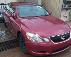 Lexus GS 2006 300 Automatic Red | Cars for sale in Kwara State, Ilorin East