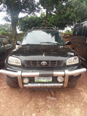 Toyota RAV4 2002 Black   Cars for sale in Enugu State, Enugu