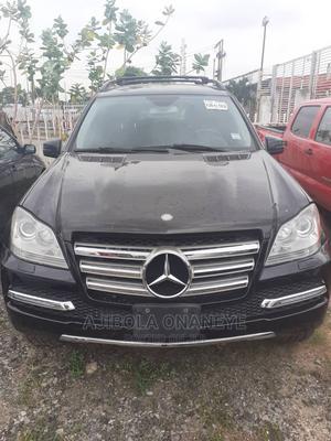 Mercedes-Benz GL-Class 2007 GL 450 Black | Cars for sale in Lagos State, Ikeja
