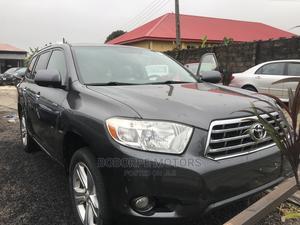 Toyota Highlander 2008 Sport Gray   Cars for sale in Delta State, Warri