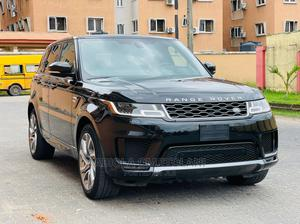 Land Rover Range Rover Sport 2019 HSE Black | Cars for sale in Lagos State, Magodo