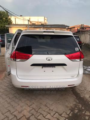 Toyota Sienna 2011 White   Cars for sale in Lagos State, Ikeja