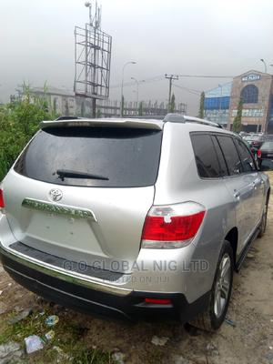Toyota Highlander 2014 Silver | Cars for sale in Rivers State, Port-Harcourt