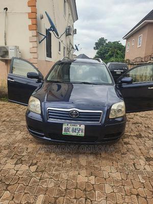 Toyota Avensis 2005 Liftback Blue | Cars for sale in Enugu State, Enugu