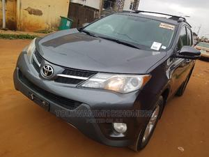 Toyota RAV4 2014 Gray | Cars for sale in Lagos State, Ifako-Ijaiye