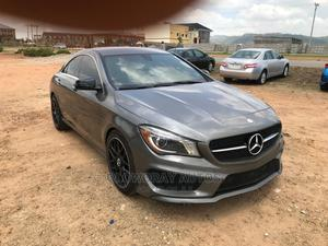 Mercedes-Benz CLA-Class 2015 Gray | Cars for sale in Abuja (FCT) State, Jahi