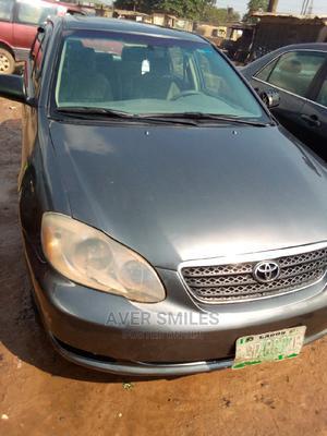 Toyota Corolla 2006 CE Gray | Cars for sale in Lagos State, Agboyi/Ketu
