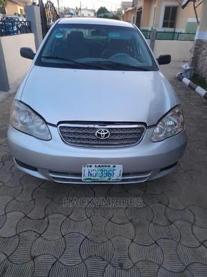 Toyota Corolla 2004 LE Silver | Cars for sale in Lagos State, Egbe Idimu