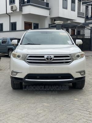 Toyota Highlander 2012 Limited White   Cars for sale in Lagos State, Lekki