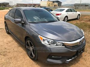 Honda Accord 2017 Gray   Cars for sale in Abuja (FCT) State, Jahi
