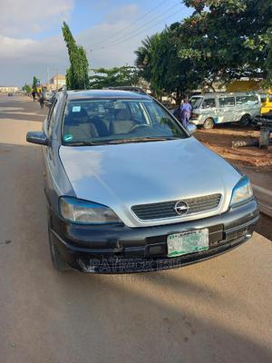 Opel Astra 2002 Gray   Cars for sale in Lagos State, Ifako-Ijaiye