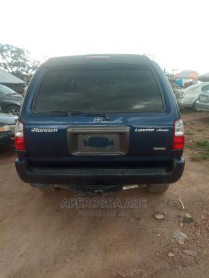 Toyota 4-Runner 2002 Blue   Cars for sale in Ekiti State, Ado Ekiti