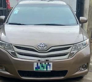 Toyota Venza 2010 Gold | Cars for sale in Lagos State, Ogudu