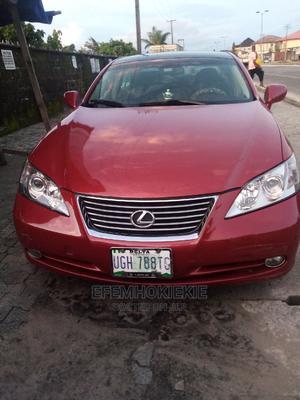 Lexus ES 2009 350 Red | Cars for sale in Delta State, Warri