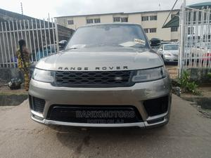 Land Rover Range Rover Sport 2018 Brown | Cars for sale in Lagos State, Ikeja