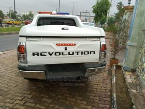 Toyota Hilux 2015 SR5 BLACK 4x4 White | Cars for sale in Lagos State, Ikeja