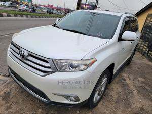 Toyota Highlander 2012 Limited White | Cars for sale in Lagos State, Surulere