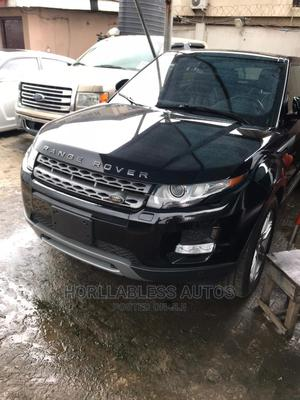 Land Rover Range Rover Evoque 2013 Pure AWD 5-Door Black | Cars for sale in Lagos State, Ikeja